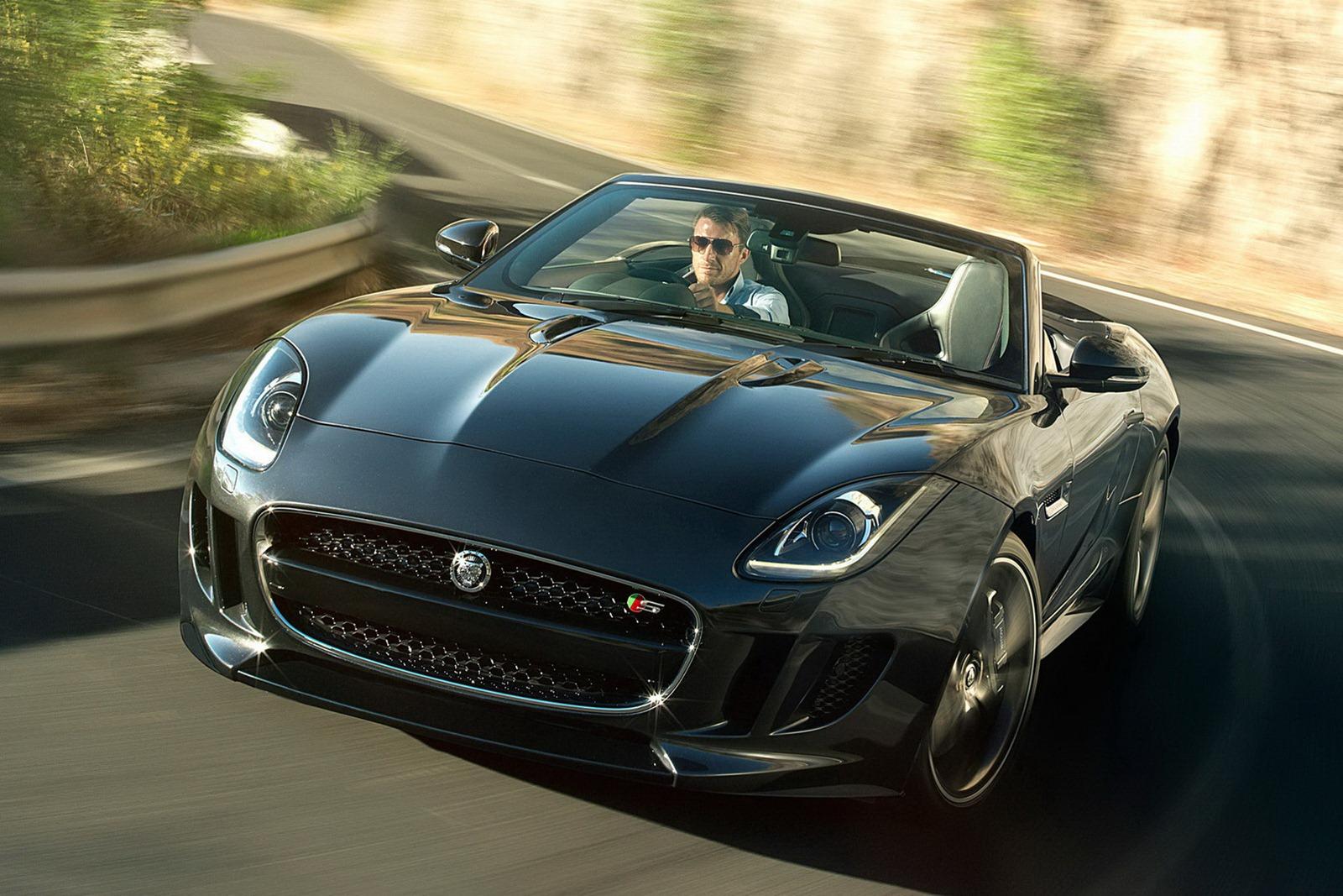 2013 Jaguar F Type Wallapers HD