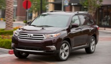2014 Toyota Highlander to Make World Debut at New York Auto Show Wallpapers Download Free
