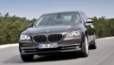 2013 BMW 7 Series Facelift World Premiere Wallpaper For Android