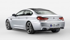 2013 BMW M6 Gran Coupe 412kW Four Door Coupe Unveiled Desktop Backgrounds