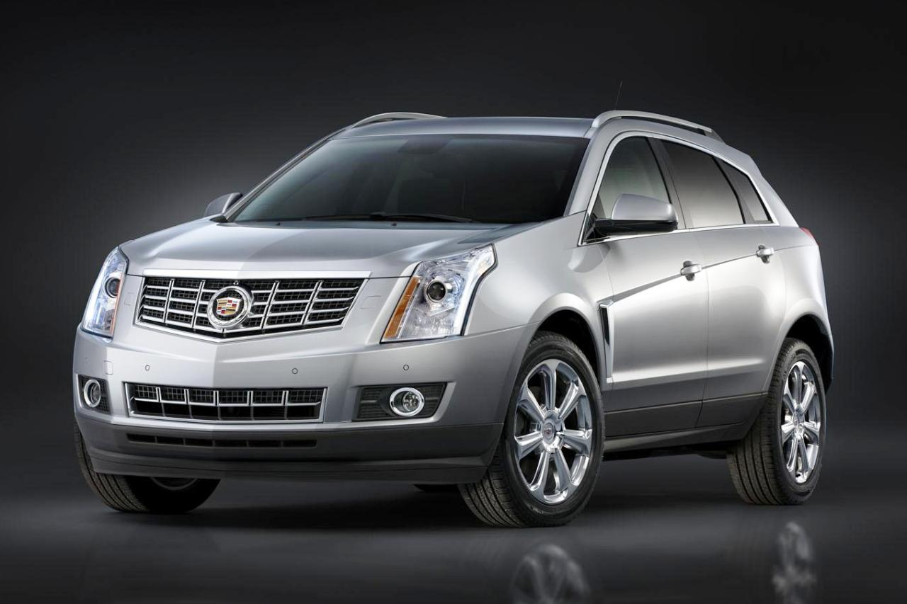 2013 Cadillac SRX in Denver Wallpapers HD