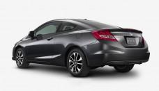 2013 Honda Civic EX-L Coupe Photo Desktop Backgrounds