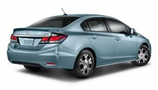2013 Honda Civic Hybrid Revealed Photo Gallery Video Free Download Image Of