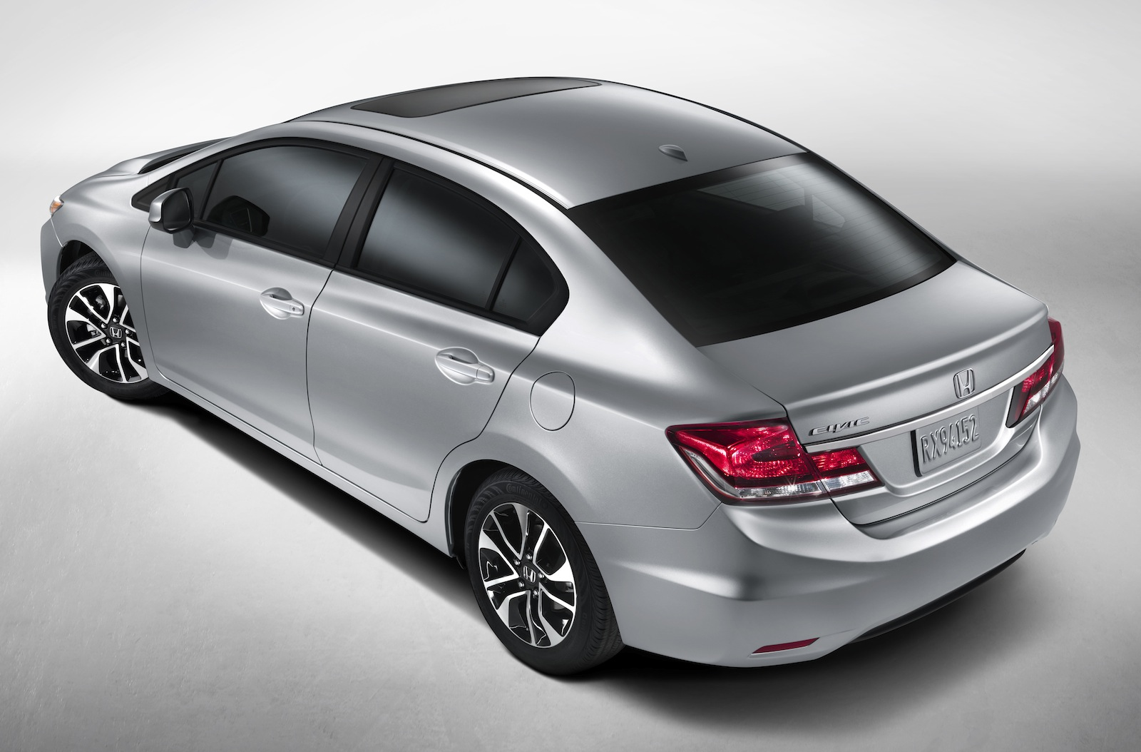 The Honda Civic Sedan Now Gets a Sportier Front end Wallpaper Backgrounds