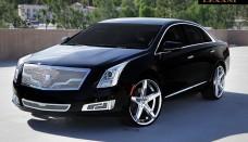 2013 Cadillac XTS Lexani Custom Luxury Wheels Vehicle Gallery Wallpapers HD