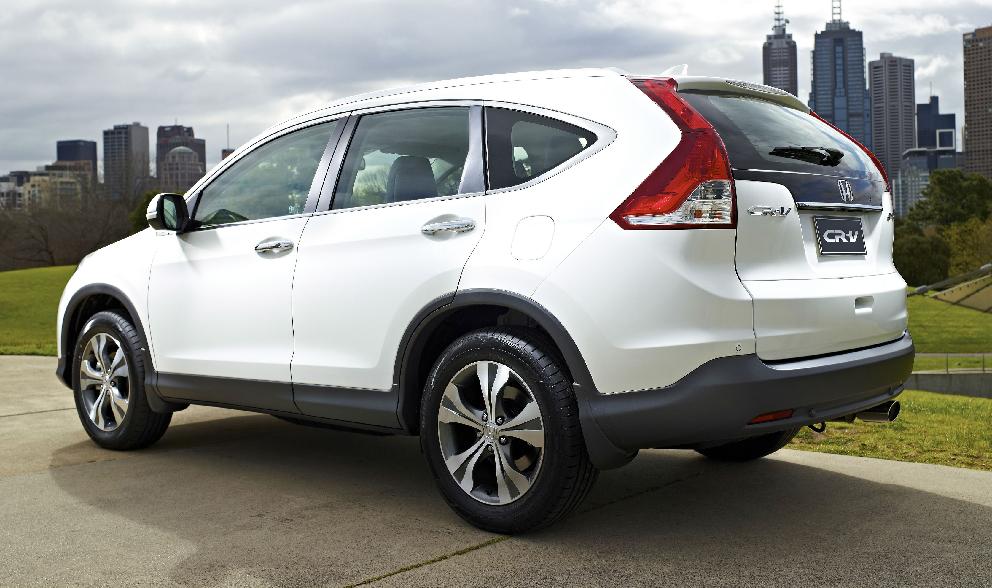 2013 Honda CR-V Australian Four Wheel Drive Pricing Announced Free Download Image Of