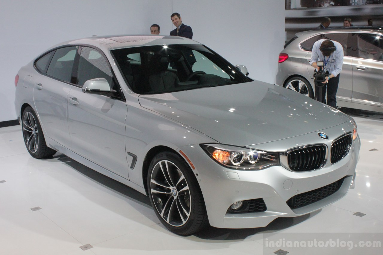 2014 Bmw 3 Series GT Locally Assembled to Launch in India in early Wallpaper For Desktop