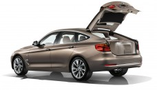 2014 BMW 3 Series Gran Turismo Trunk Open Wallpaper For Desktop