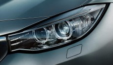 2014 BMW 3 Series GT Headlight Photo Wallpaper For Computer