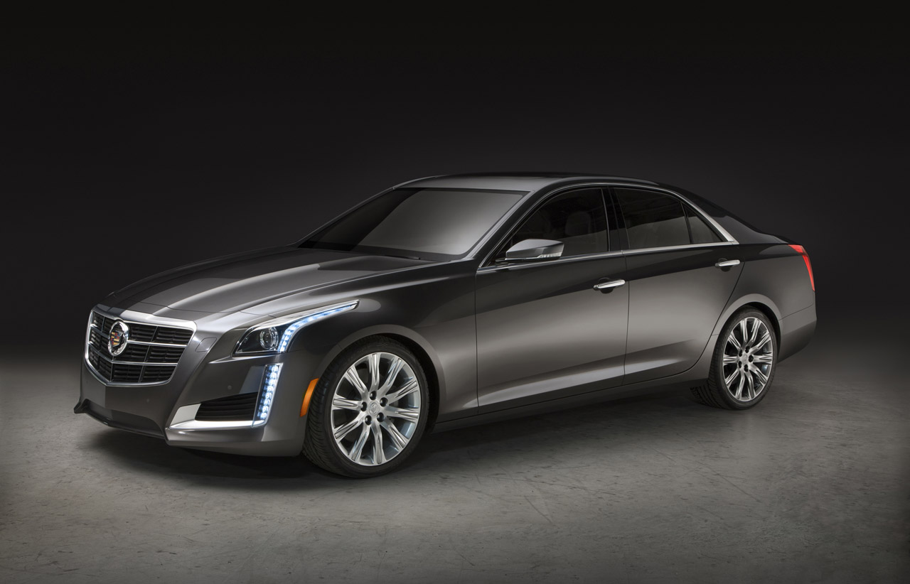 2014 Cadillac CTS Pictures Wallpapers HD