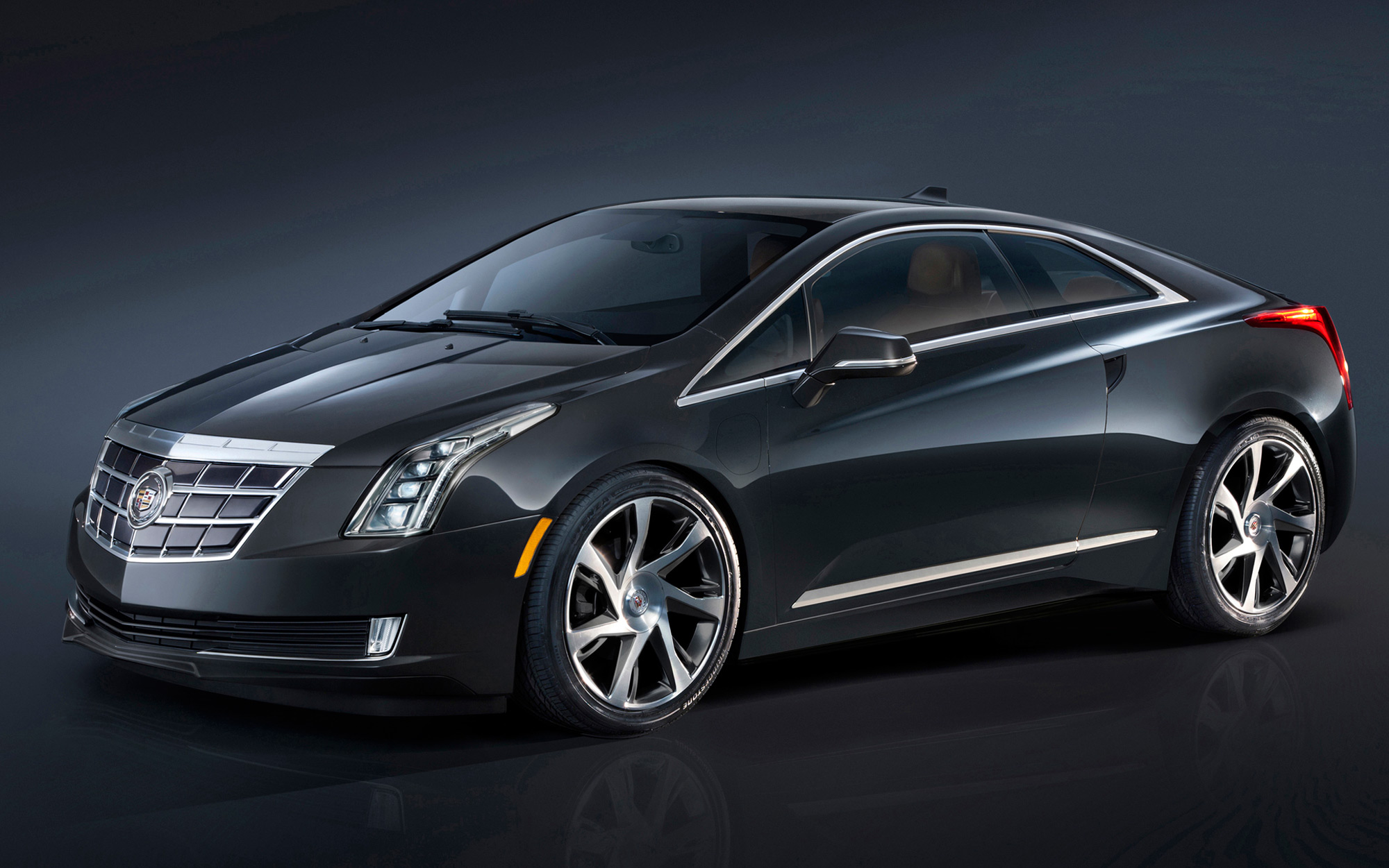 2014 Cadillac ELR Front Three Quarter 2 Wallpapers HD