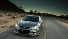 2014 Chevrolet SS Return of the American Hero Wallpaper For Ipad