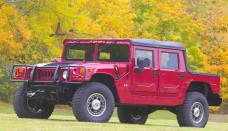 2014 Hummer H3 Engine Wallpapers HD