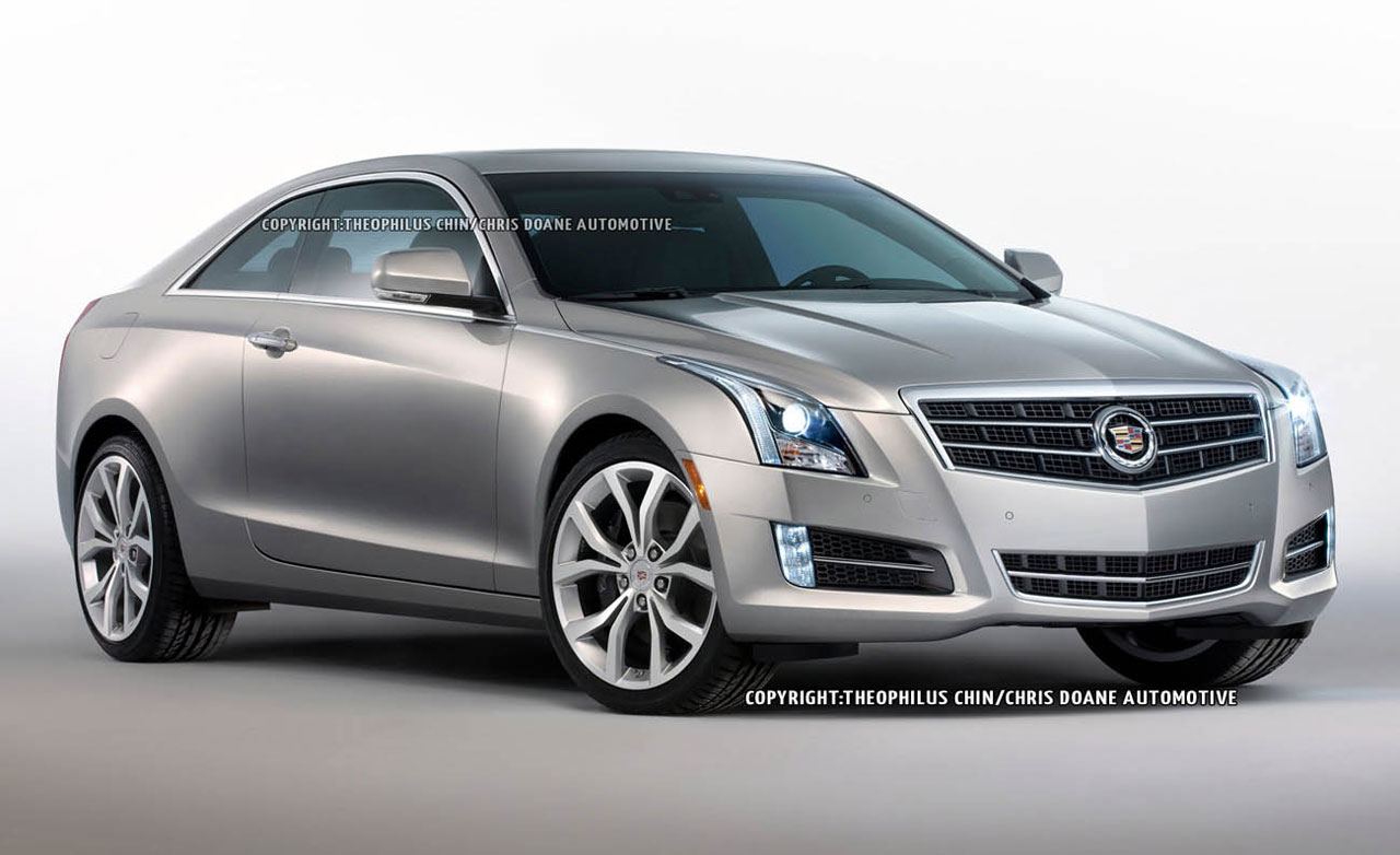 2014 Cadillac Ats Sedan The American Luxury Brand Latest Wallpaper For Background