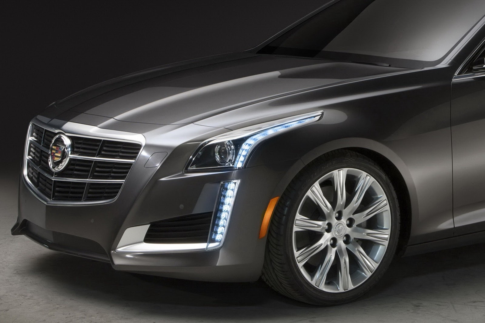 2014 Cadillac CTS Revealed In New York Photo Gallery Wallpapers HD
