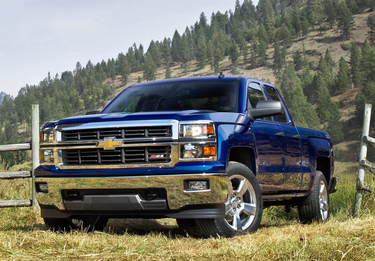 2014 Chevrolet Silverado z71 Made Significant Changes Wallpaper For Computer