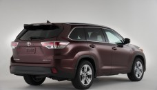 2014 Toyota Highlander Hybrid Debuts In New York Free Download Image Of