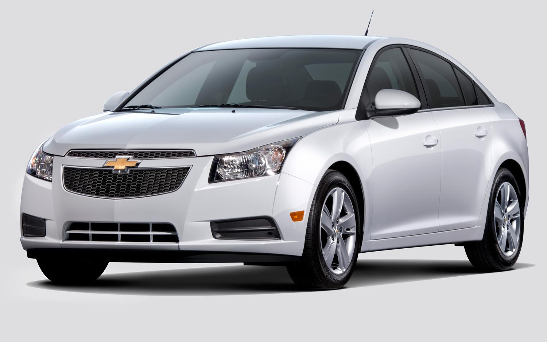 2014 Chevrolet Cruze Diesel Front Side View Wallpaper HD
