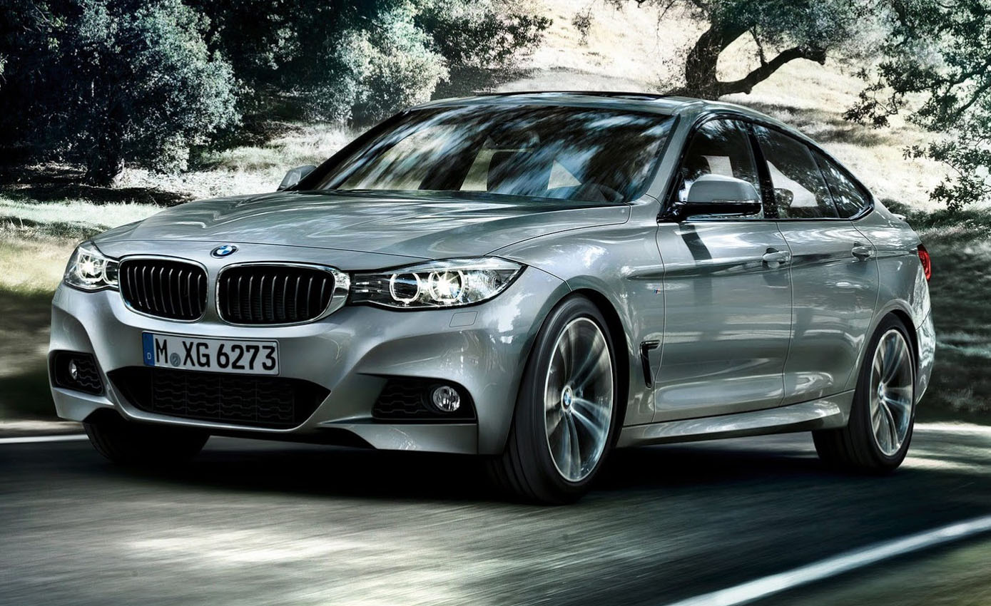 2014 Bmw 3 Series GT Leaked Wallpaper For Phone