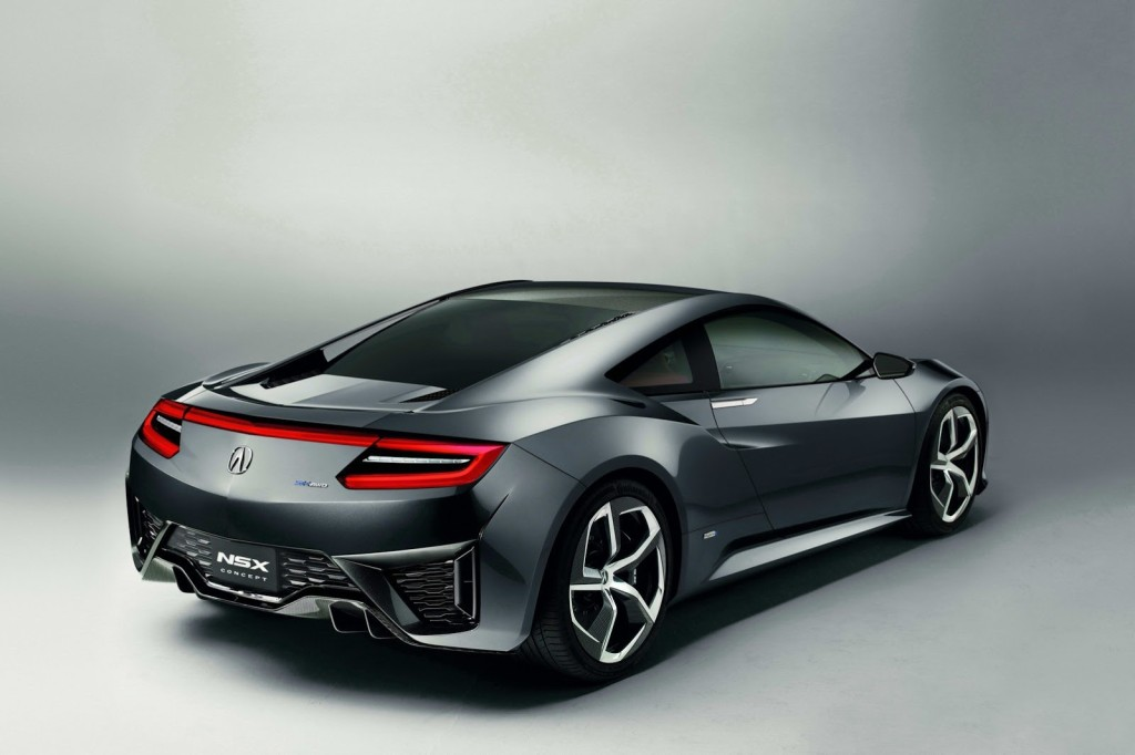 2015 Acura Honda NSX Concept Wallpaper Backgrounds