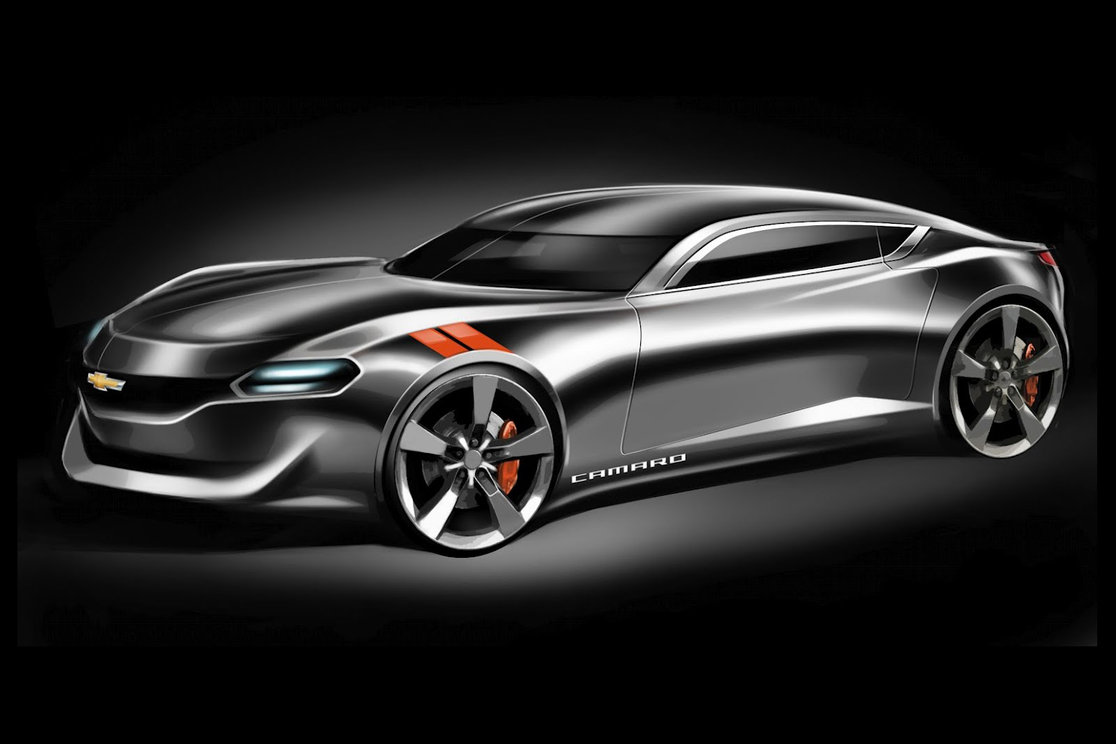 2015 Chevrolet Camaro Coupe Design Study What do Think Wallpaper For Phone