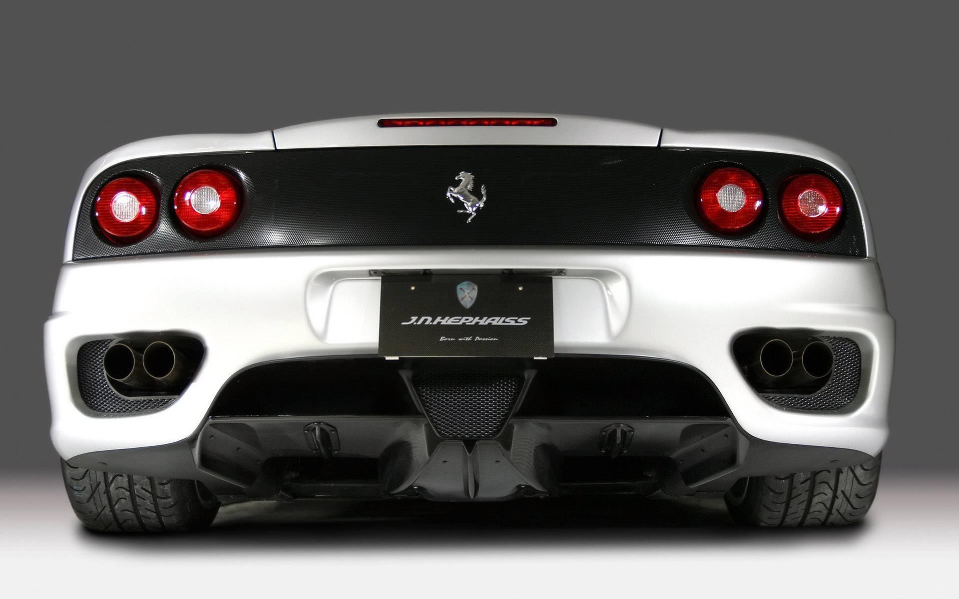 Ferrari White Cool Ferrari World Cars High Resolution Wallpaper Free