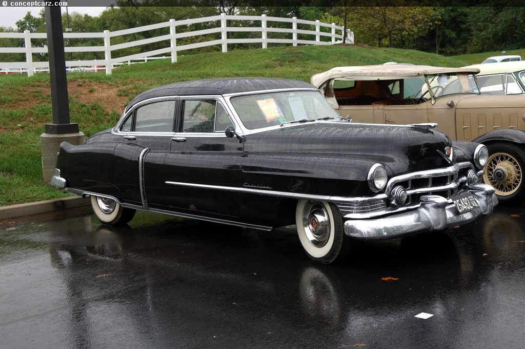 1950 Cadillac DV 07 HPA 01 Series 62 Information Event Eastern Division Wallpapers Desktop Download