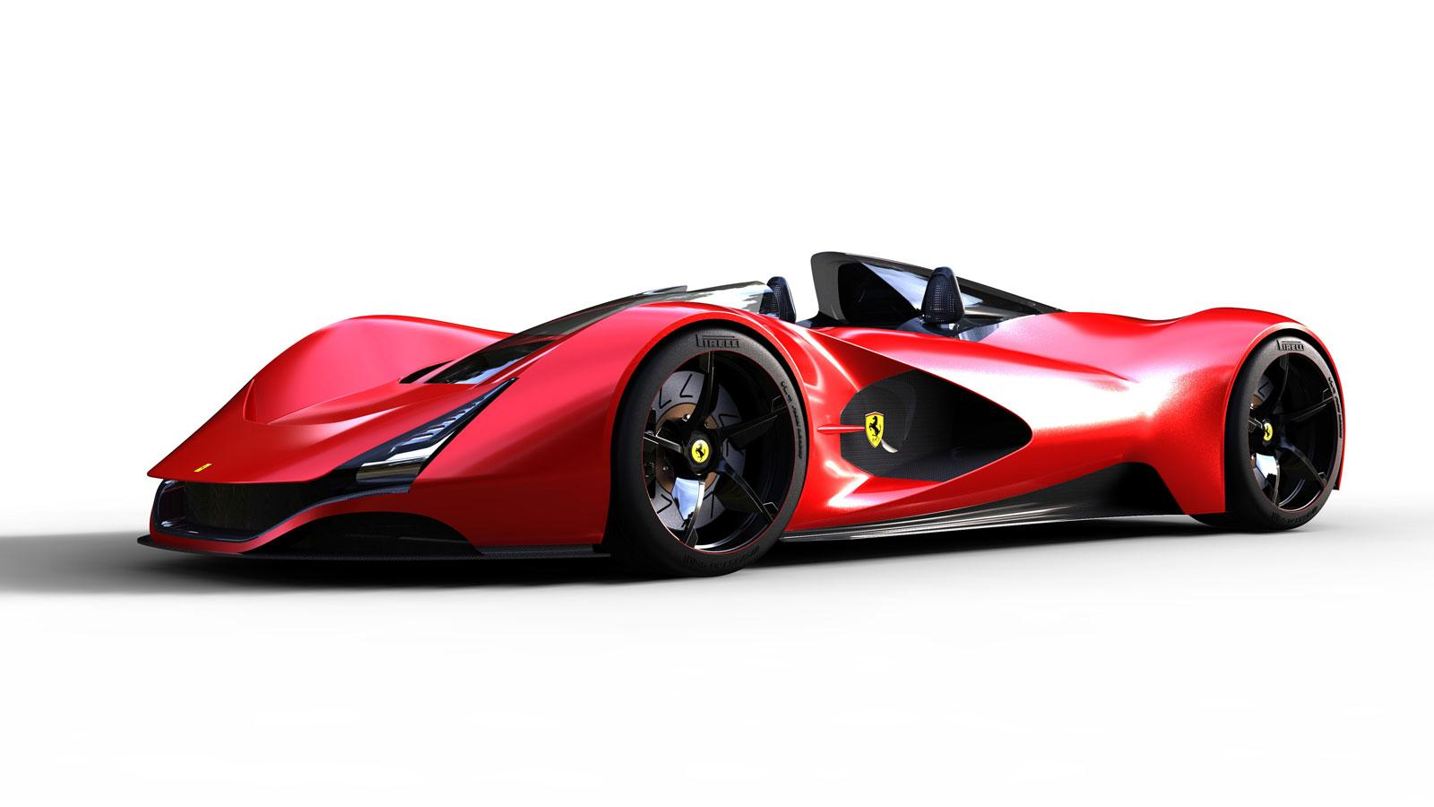 Prototype Made by The Ferrari Furious World Cars Wallpapers Download Wallpaper