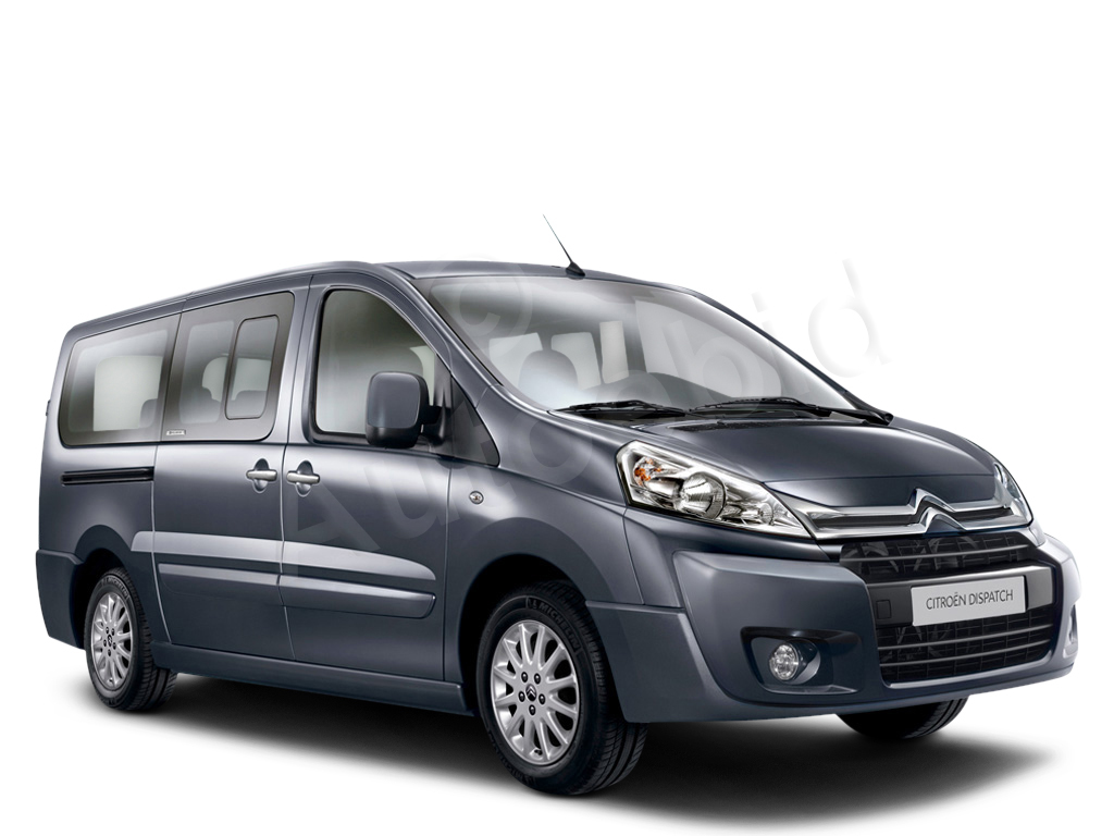 Citroen Dispatch Combi Wallpaper For Desktop