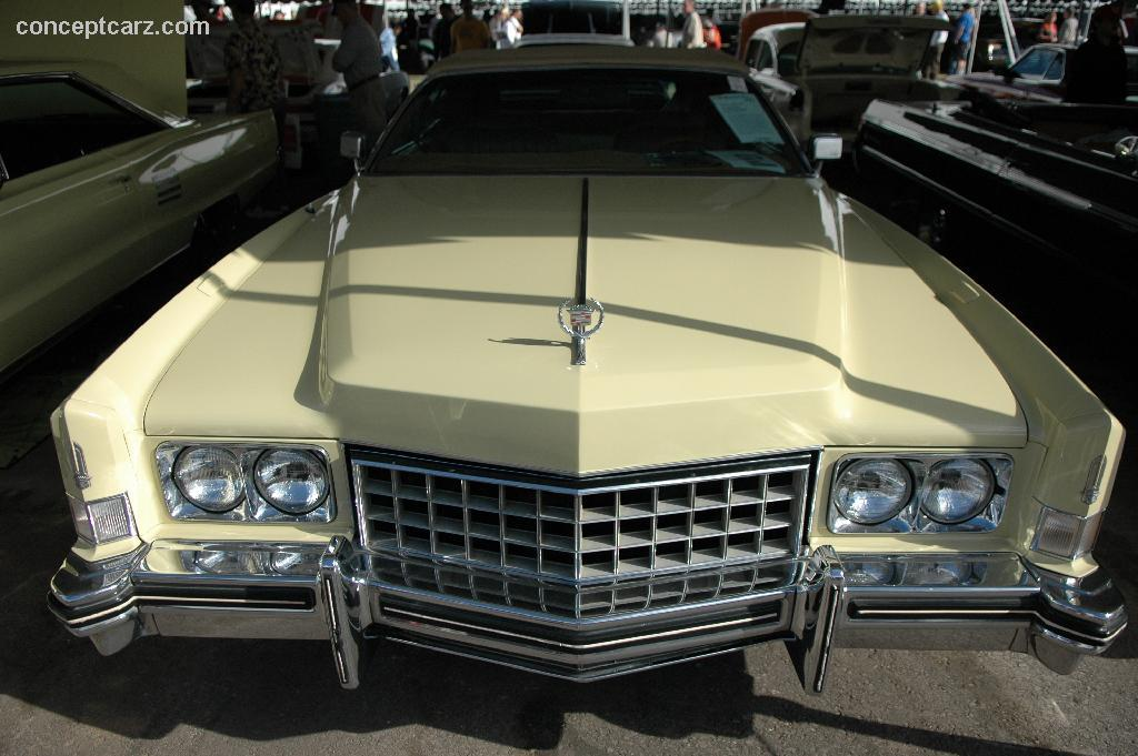 73 Cadillac Eldorado The Images Shown Are Representations Wallpaper For Background