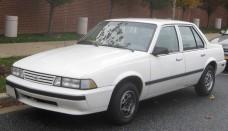 88 90 Chevrolet Cavalier Sedan Wallpaper For Background