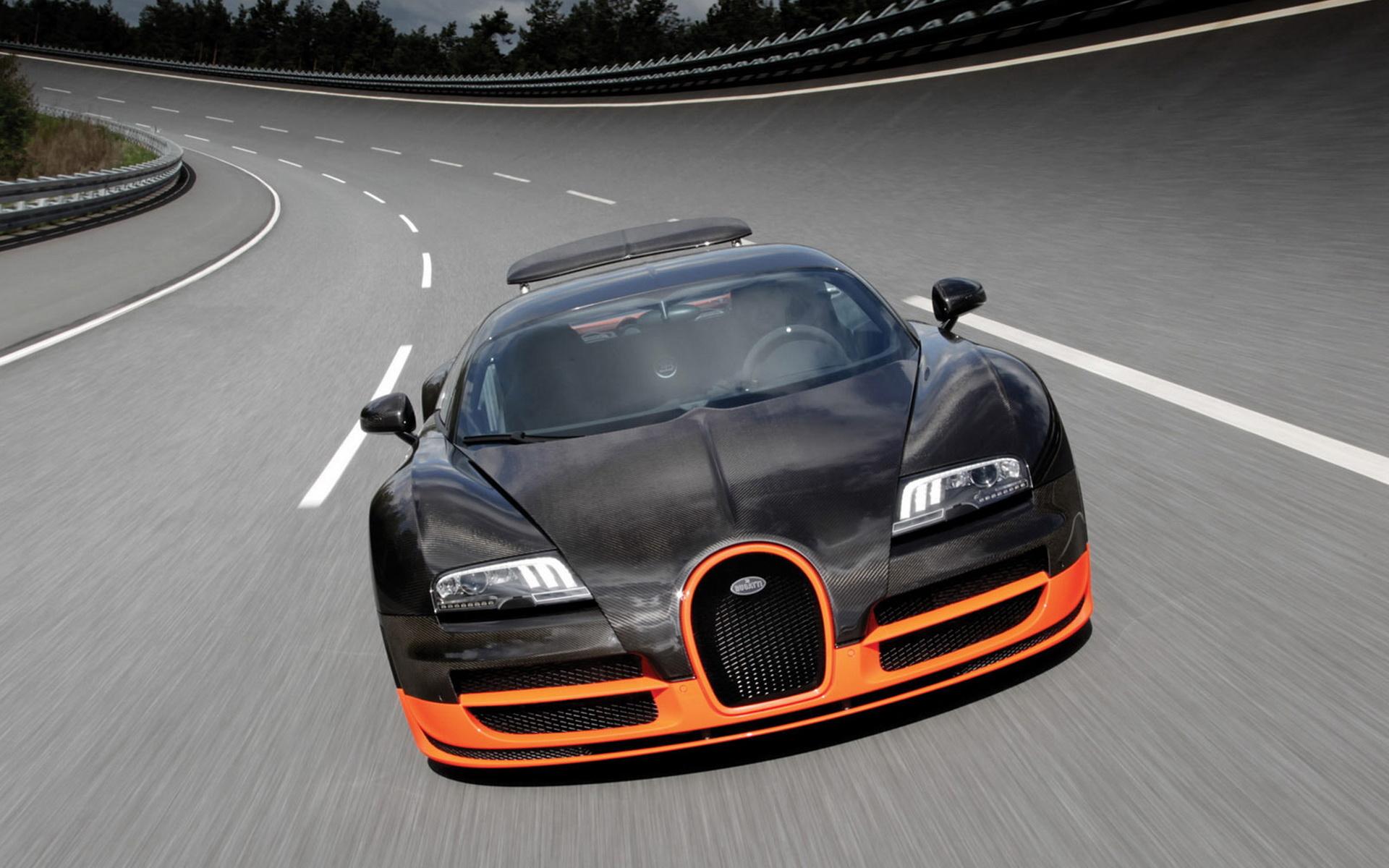 Auto Bugatti Others  Veyron SS Wallpapers Background