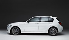 New BMW 114i and M135i As Five-Door Hatchback Desktop Backgrounds