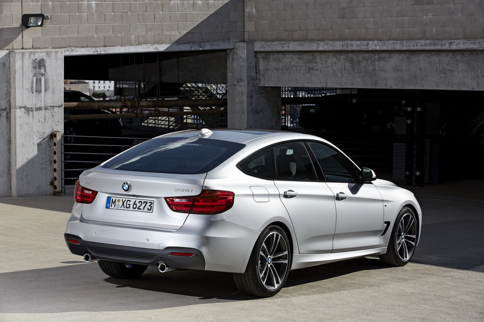 BMW 3 Series GT Gran Turismo Desktop Backgrounds