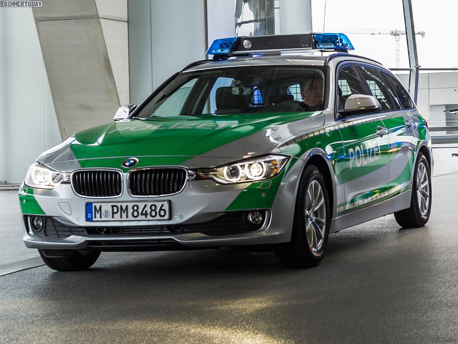 BMW 3er Touring F31 Polizei 2012 Bayern X3 F25 Einsatzfahrzeug Wallpaper Backgrounds