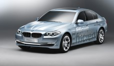 BMW Concept 5 Series ActiveHybrid The New Desktop Backgrounds