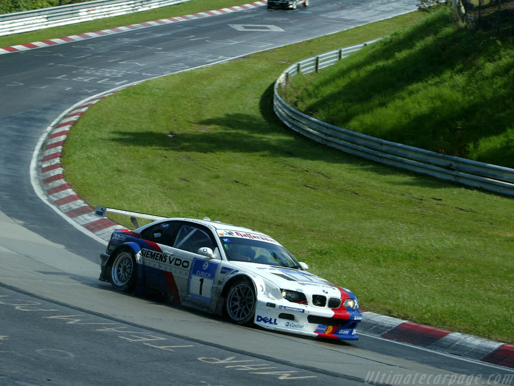 BMW E46 M3 GTR Wallpaper For Background