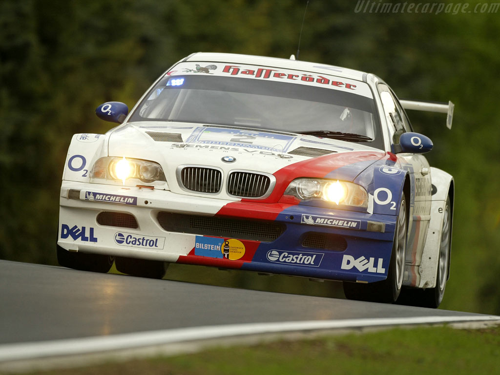 BMW E46 M3 GTR Wallpapers Download