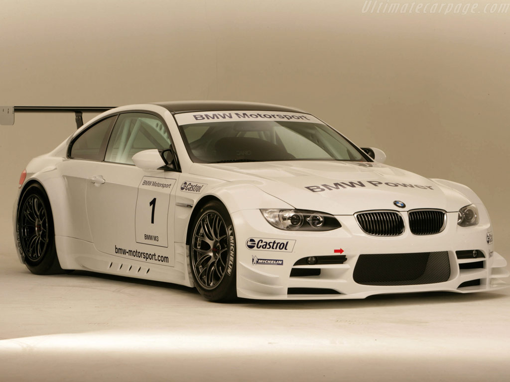 BMW E92 M3 GTR Wallpapers HD