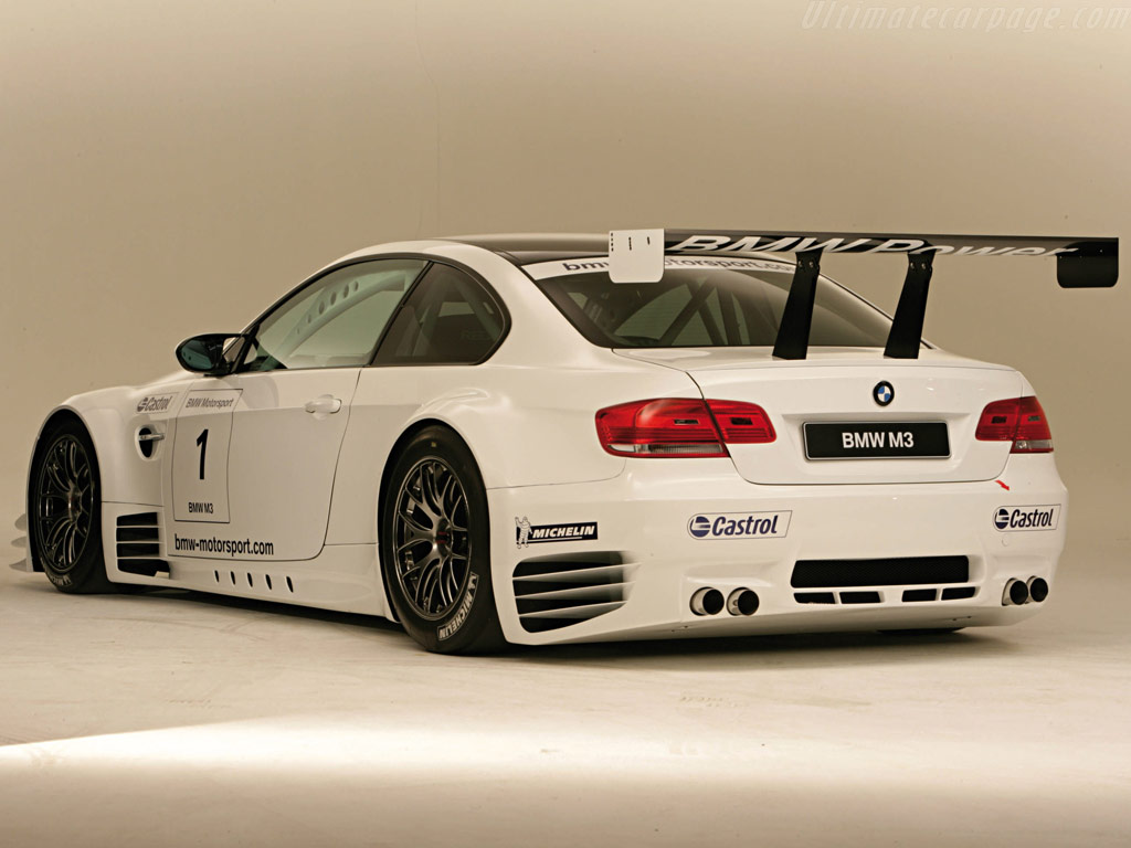 BMW E92 M3 GTR Desktop Backgrounds