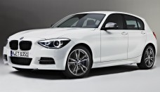 BMW M135i 2013 5 Portas Branca Wallpapers HD