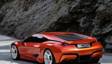 Bmw M1 Concept Rear View HD Wallpapers For Android