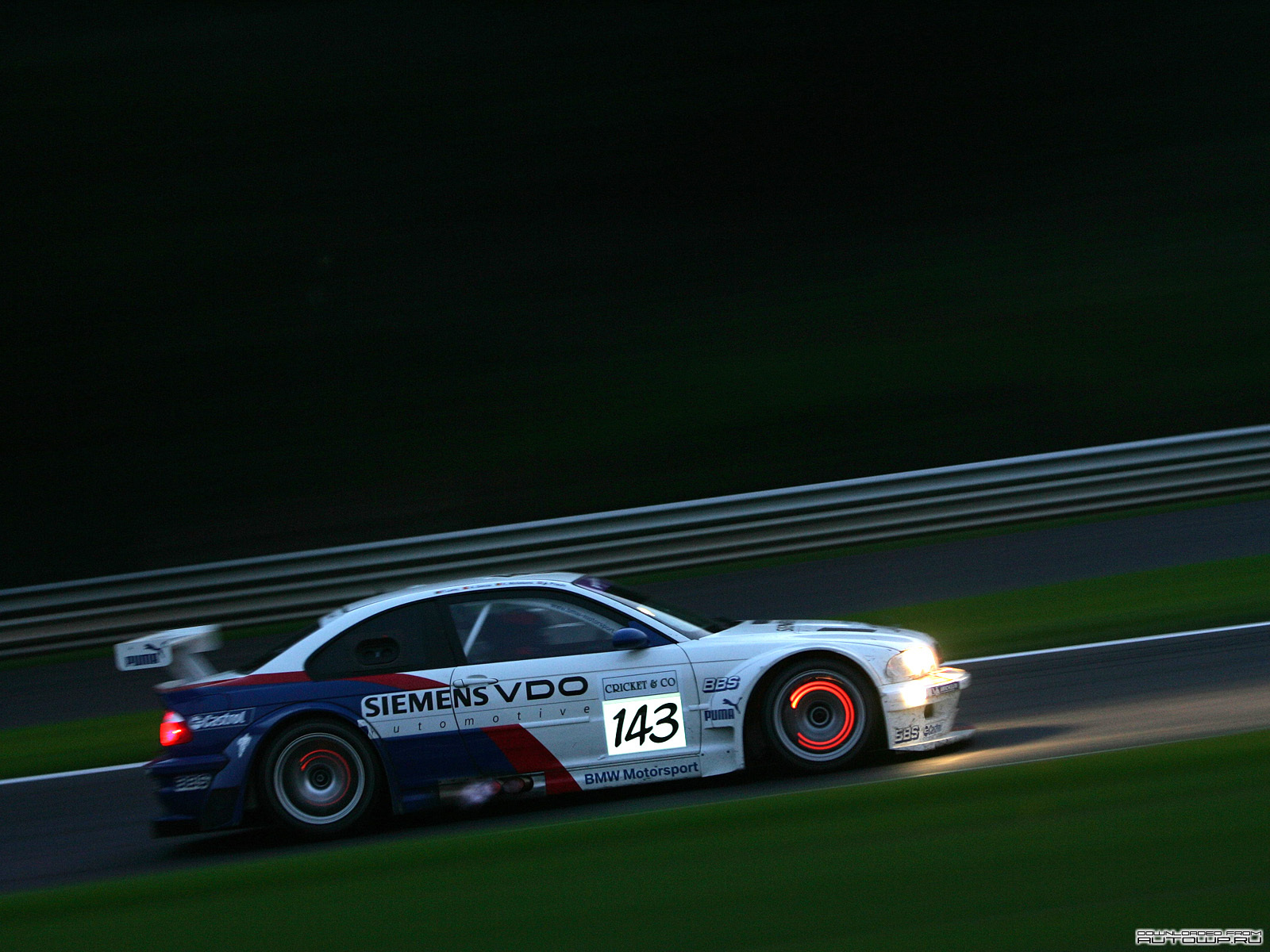 BMW M3 GTR Wallpapers For Free Wallpaper