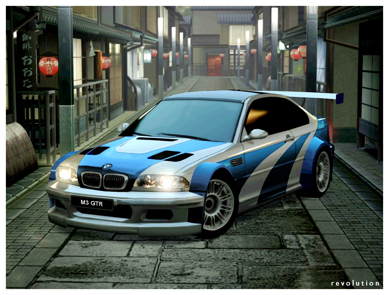 BMW M3 GTR Wallpapers For Ipad