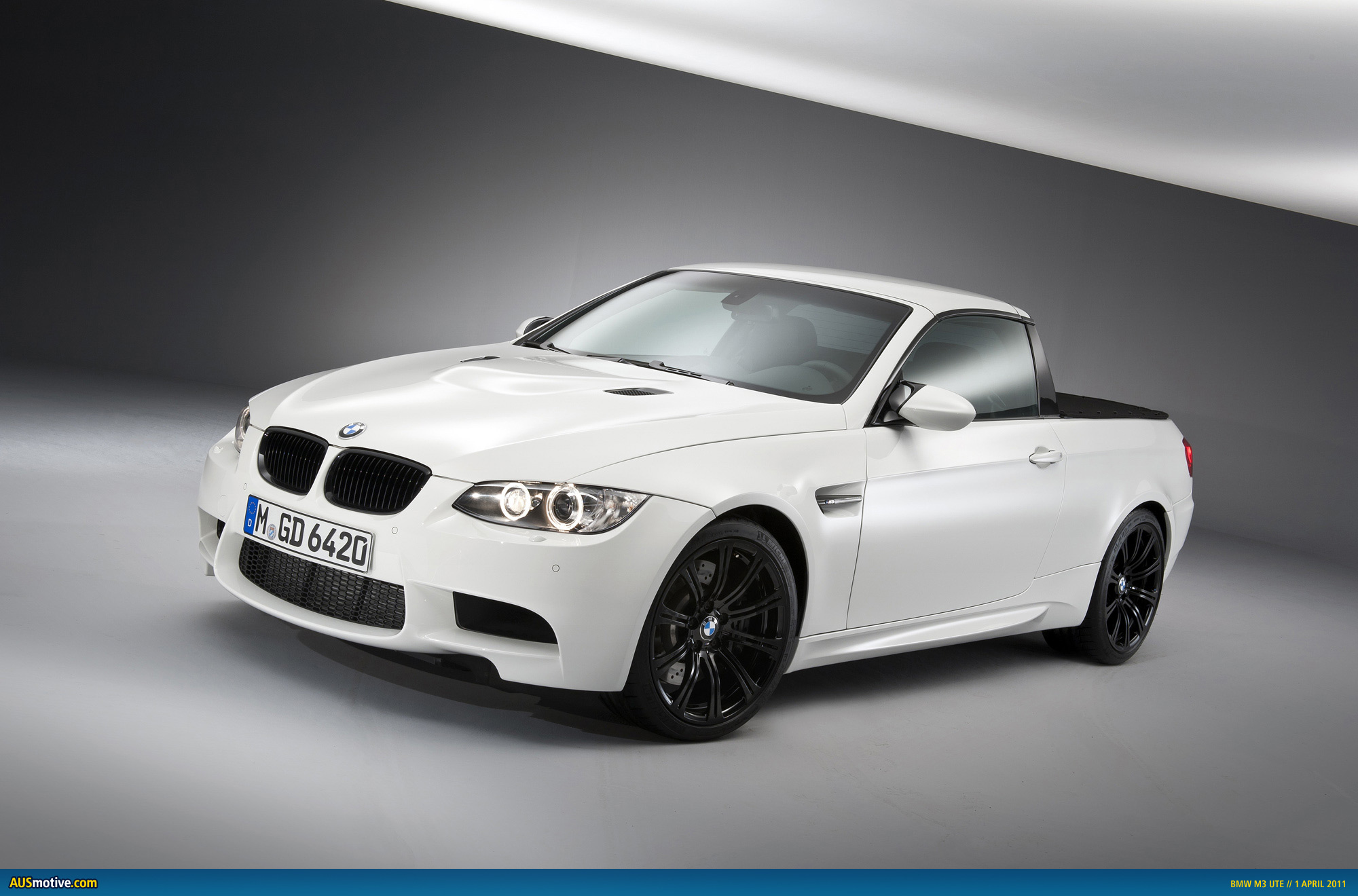 BMW M3 Ute Wallpapers For Android
