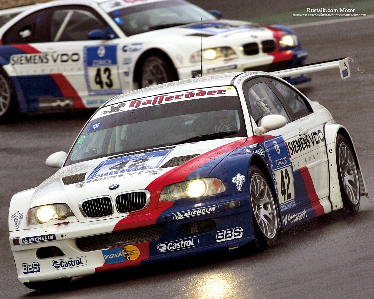 BMW M3 GTR Ride Wallpapers HD Free