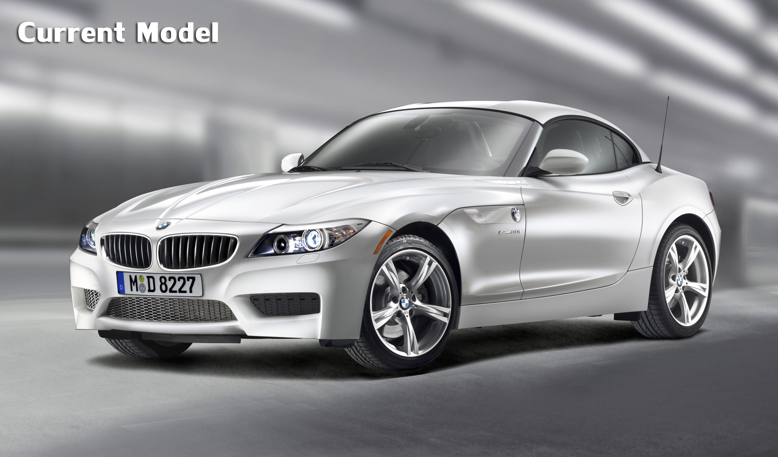 BMW Z4 Speculatively Facelifted After the New 3 Series Wallpaper Backgrounds