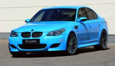 BMW M5 HURRICANE RRS BY G POWER Desktop Backgrounds