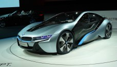 BMW I8 Wallpaper Backgrounds