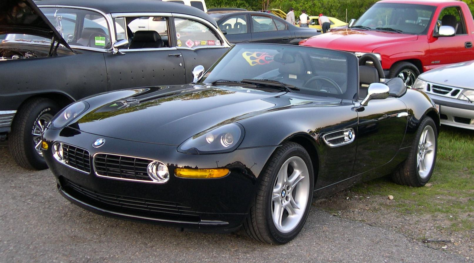 BMW Z8 Wallpaper Backgrounds Free Download Wallpaper